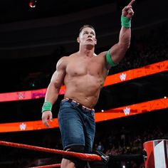Free agent John Cena and Finn Bálor battle for the right to enter the Elimination Chamber and compete for a Universal Title opportunity against Brock Lesnar at WrestleMania. Wwe Superstar John Cena, John Cena Wrestling, Finn Balor, Wwe Champions, Brock Lesnar, Wwe News, Free Agent, Wwe Superstars, Evolution