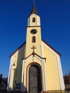 Maximiliansau's Church