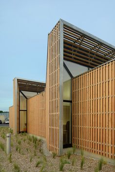 Image 3 of 30 from gallery of Health Municipal Clinic / studiolada architects. Photograph by Nicolas Waltefaugle