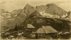 Kościelec i Świnnica - Górale i Tatry na starych fotografiach