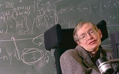 STEPHEN HAWKING ENJOYS ZERO GRAVITY FLIGHT 8X10 PHOTO