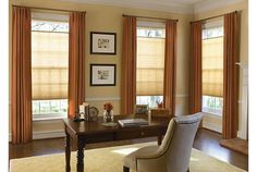 Blinds and drapes