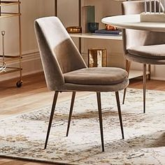 Lenox Counter Stool Low Back Dining Chairs, Metal Dining Chairs, Upholstered Dining Chairs, Dining Chair Set, Dining Room Furniture, Dining Area, Round Dining, Black Leather Dining Chairs, Mid Century Dining Chairs