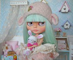 Bimba Bambolina: OOAK Custom Blythe Doll ♥ AMAYA♥