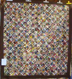 scrap quilt - great block pattern