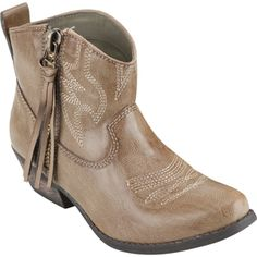 cowgirl ankle boots.