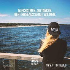 Durchatmen & Auftanken am Meer >>