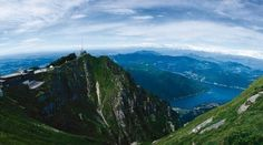 Monte Generoso  The Monte Generoso is located at the Southern tip of Lake Lugano. It is one of the m...