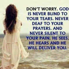 Thank you Lord for hearing us :)!!!