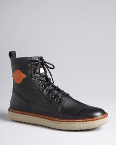 Fred Perry Driscoll Casual Boots | Bloomingdale's
