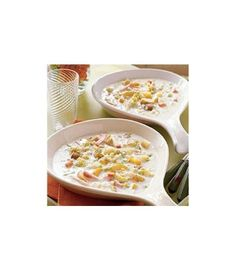 Roasted Vegetable Chowder   Woman's Day   Skip the clams and try this ...