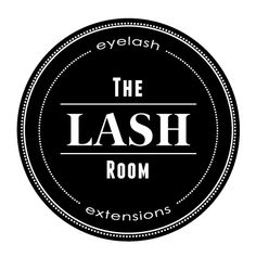 ATT: RAQUAL Just the circle again. Brand Identity for The Lash Room - Logo Final Design