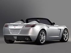 Saturn Sky 2008 My Car