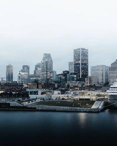 #Montreal San Francisco Skyline, New York Skyline, Brick, Inspiration, City, Travel, Instagram, Biblical Inspiration, Viajes