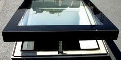 Flachdachfenster | Oberlicht mit Comfort- Lüftung