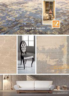 Artistic Rugs & Fine European Furniture www.rugsbyzhaleh.com Rugs by Zhaleh