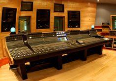 API Vision All Discrete Surround Mixing and Recording Console