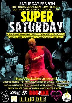 Fight Klub Event!!