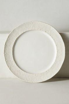 Anthropologie EU Old Havana Dinner Plate