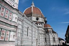 10 Must-See Sights in Florence: Il Duomo - Cathedral of Santa Maria del Fiore