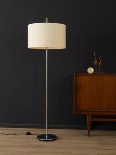 Vintage Stehlampe aus den 60ern / vintage love: 60s lamp by Mid-Century-Friends via DaWanda.com