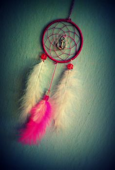 DIY dreamcatcher. Made with love ♥