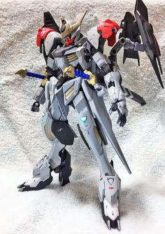 www.pointnet.com.hk - 改裝作品 HG 1/144 Gundam Barbatos Lupus