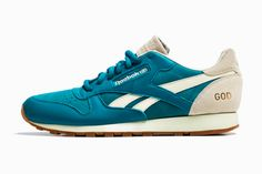 Burn Rubber x Reebok Classic Leather 30th Anniversary.