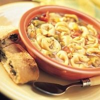 Cheese Tortellini Soup Weight Watchers Recipe. So quick to make!