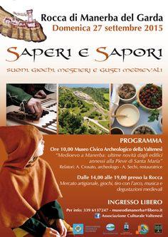 Italia Medievale: Saperi e Sapori alla Rocca di Manerba del Garda (B...