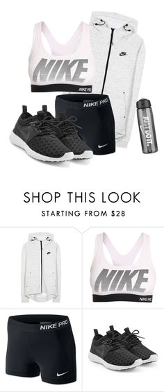 """Nike"" by lexiworkman on Polyvore featuring NIKE"