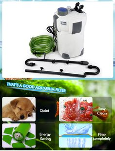 Best Aquarium Filter, Crystal Clear Water, Aquarium Fish Tank, Tropical Fish, Canisters, Filters, Stage, Exotic Fish, Container
