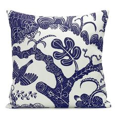 Cushion Jungle Linen 950 SEK or $142 CDN