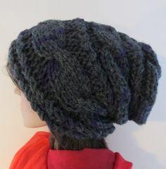 Mützen, Kopfbedeckung, Strickmützen von Ulrikes Hobbyshop auf DaWanda.com
