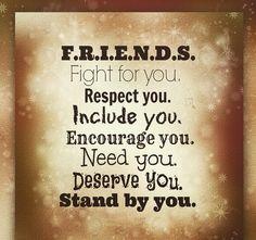 FRIENDS!!!