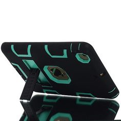 [Heavy Duty Hybrid ] Shockproof Hard Case Cover Rubber Stand For iPad Mini 1/2/3