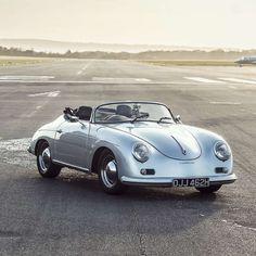 Un día como hoy, hace 68 años, el 8 de junio de 1948, se lanzó el primer Porsche 356 en Austria. Fue diseñado por Ferdinand Porsche y se basaba en los primeros diseños concebidos para el escarabajo de Volkswagen. La producción de este modelo continuó desde 1948 hasta 1965 y estaba disponible en versión descapotable, coupé y speedster. #automóvil #porsche #coche http://www.pandabuzz.com/es/un-dia-como-hoy/lanzamiento-primer-porsche