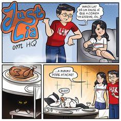 Just Lia em HQ! #9    por Lia Camargo | Just Lia       - http://modatrade.com.br/just-lia-em-hq-9