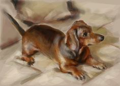 Dachshund Clube. Still wondering what the heck a clube is.
