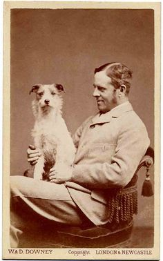 *Adored dog...Libby Hall Collection