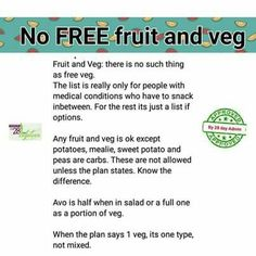 28 dae eetplan - no free fruit and veg Free Fruit, Fruit And Veg, 28 Dae Dieet, Dieet Plan, 28 Days, Medical Conditions, Recipies, Conditioner, Food And Drink