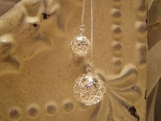 Silver Filigree Necklace & Ring Set CLEARANCE by BijouxEtEtoffee, $7.99