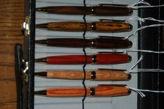 2009 Large turned Pens for Teacher's Gifts