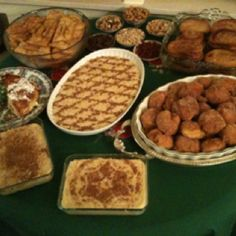 Portuguese Christmas Desserts