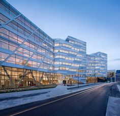 Swedbank office by 3XN Architects, Stockholm   Sweden office
