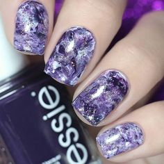 126 stylish fall nail designs and colors you'll love page 15 Pretty Nail Designs, Fall Nail Designs, Acrylic Nail Designs, Love Nails, Pretty Nails, My Nails, Glittery Nails, Cute Acrylic Nails, Nail Art Videos