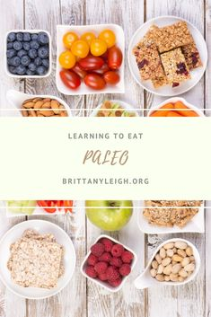 A guide to discovering, and learning to eat, following a Paleo diet. Meal plans included! 30 Day Fitness, How To Eat Paleo, Paleo Diet, Meal Planning, Meals, Lifestyle, Learning, Breakfast, Food