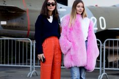Milan Fashion Week Fall 2017 Street Style Day 4 - The Impression