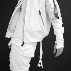 C2H4 LA Future MA1 Jacket