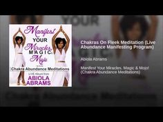 Chakras On Fleek Meditation (Live Abundance Manifesting Program)